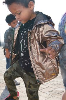 Metallic Jacket (3mths-6yrs)