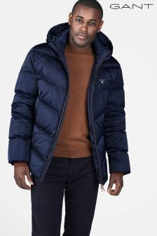 Gant Blue The Alta Down Jacket