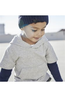 Skate Sleeve Hoody (3mths-6yrs)