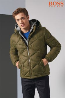 Boss Orange Diamond Padded Jacket
