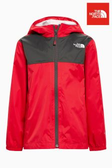 The North Face® Red Zipline Jacket