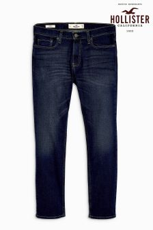 Hollister Dark Wash Skinny Jean