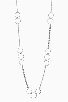 Long Loopy Necklace