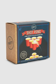 Shot Pong - The Drinking Game!