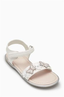 Embellished Sandals (Younger Girls)