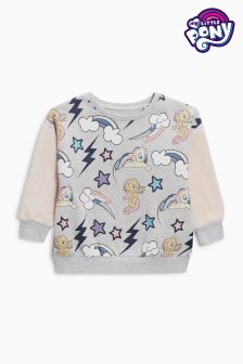 My Little Pony Fleece Sleeve Sweater (3mths-6yrs)