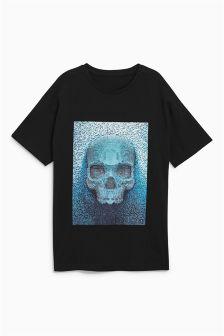 Skull T-Shirt (3-16yrs)