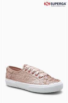Superga Gold 2750 Sequin