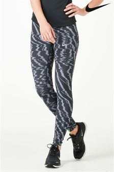 Nike Black Power Essential Running Tights