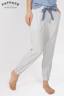 Fat Face Multi Stripe Cuffed Pant