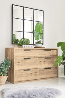 Bronx Wide Chest Of Drawers