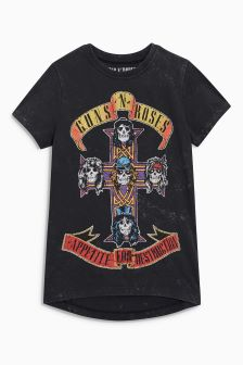 Guns N' Roses T-Shirt (3-16yrs)