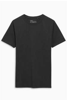 Short Sleeve Muscle Fit T-Shirt