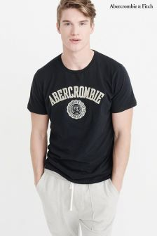 Abercrombie & Fitch Large Logo Tee