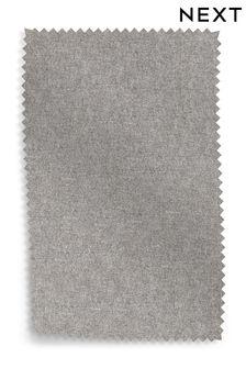 Elise Wool Blend Grey Upholstery Fabric Sample