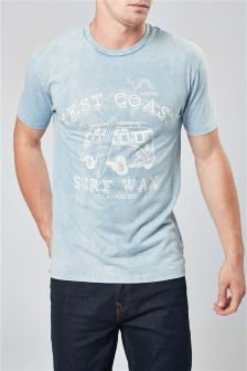 VW Acid Wash T-Shirt