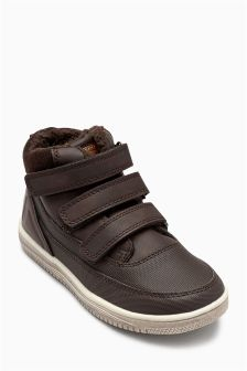Triple Strap Boots (Older Boys)