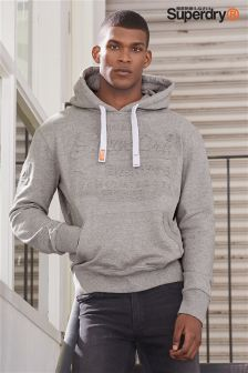 Superdry Premium Goods Embossed Hoody