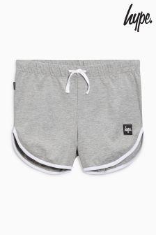 Hype Grey Running Short