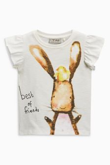 Easter Rabbit T-Shirt (3mths-6yrs)