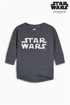 Star Wars™ Embossed Crew (3mths-6yrs)