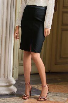 Tux Pencil Skirt