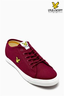 Lyle & Scott Teviot Lace Pump