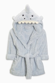 Shark Robe (9mths-6yrs)