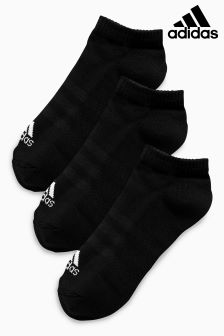 adidas No Show Socks Three Pack