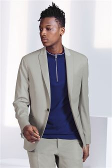 Tapered Suit: Jacket