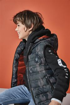 Heatseal Gilet (3-16yrs)
