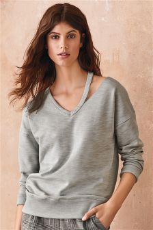 Deconstructed Sweater