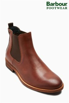 Barbour® Cognac Bedlington Chelsea Boot