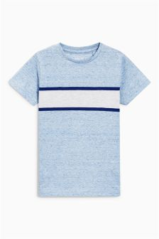 Chest Stripe T-Shirt (3-16yrs)