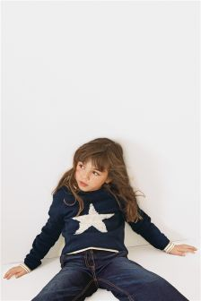 Star Sweater (3-16yrs)