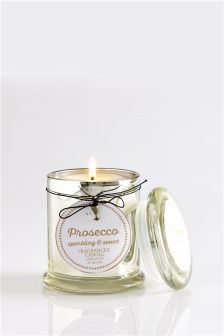 Prosecco Jar Candle
