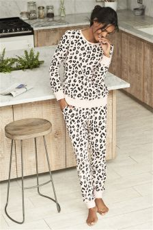 Print Cotton Pyjamas