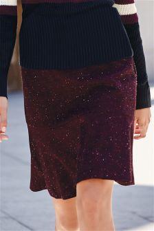 Flippy Hem Skirt