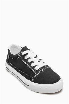 Skate Lace-Up Shoes (Older Boys)