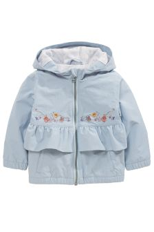 Frill Jacket (3mths-6yrs)