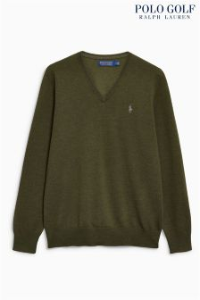Polo Golf by Ralph Lauren V-Neck Sweater