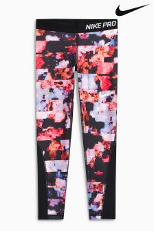 Nike Floral Printed Tight