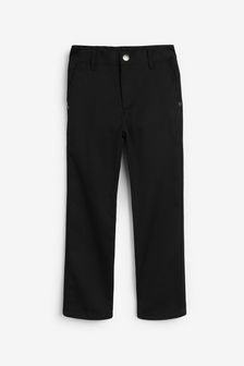 Jean Style Slim Fit Trousers (3-16yrs)