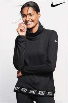 Nike Black Dry Training Top