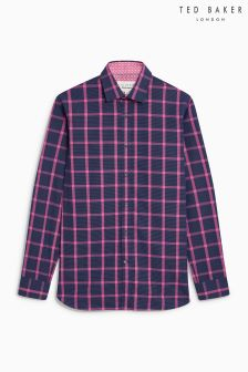 Ted Baker Pink Normann Shirt