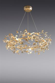 Blossom 9 Light Chandelier
