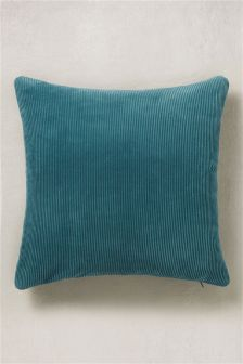 Velour Cord Cushion