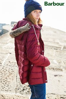 Barbour® Carmine Shipper Quilt Jacket