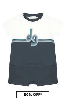 Ted Baker Light Grey Sparkle Fitted Tee