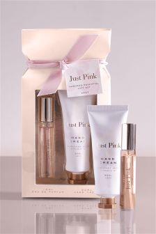 Just Pink Handbag Essentials